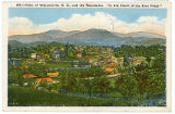 Waynesville, N. C. and the...